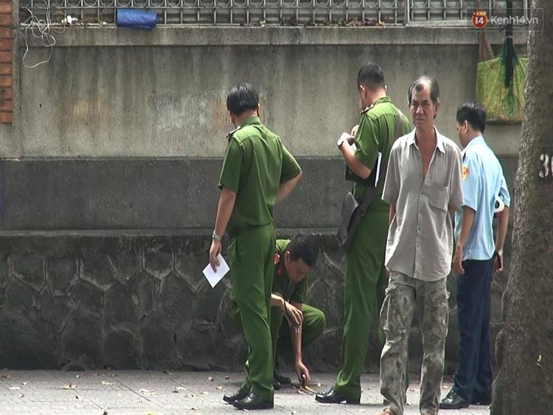 Nam thanh niên dùng dao đâm bạn gái rồi tự sát ở trung tâm Sài Gòn - Ảnh 3.