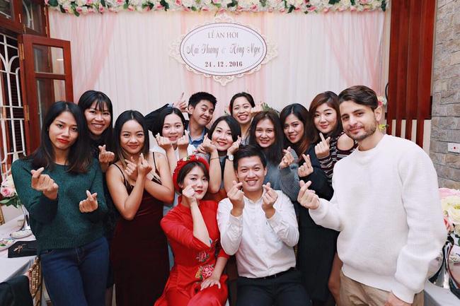 Không chỉ đáng ngưỡng mộ vì trai tài gái sắc, MC Trần Ngọc và vợ còn nhắng nhít và dễ thương cực kỳ! - Ảnh 6.
