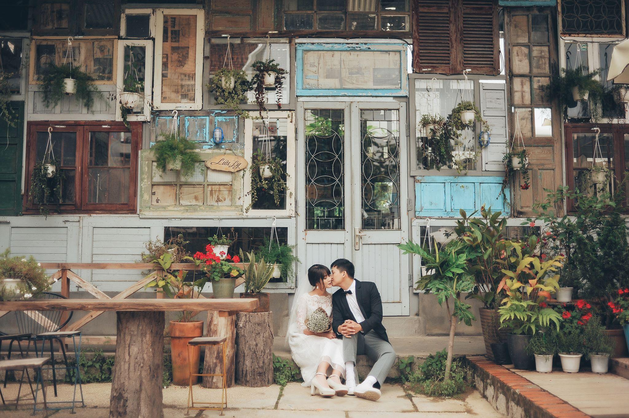 Trọn bộ ảnh cưới giản dị nhưng ngập tràn hạnh phúc của MC Trần Ngọc và 9x xinh đẹp - Ảnh 11.