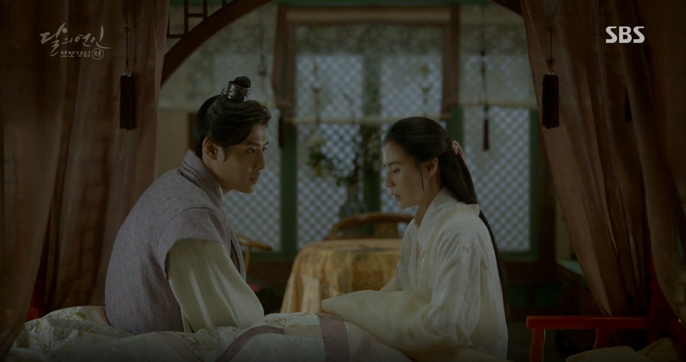 Moon Lovers: Tứ hoàng tử Lee Jun Ki thêm một lần xuất hiện kịp thời giải cứu IU - Ảnh 22.