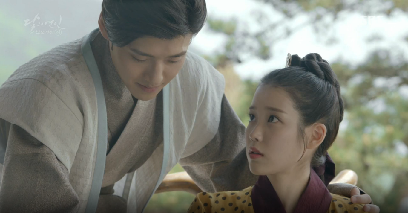 Moon Lovers: Tứ hoàng tử Lee Jun Ki chính thức hạ chiếc mặt nạ trước mặt IU - Ảnh 18.