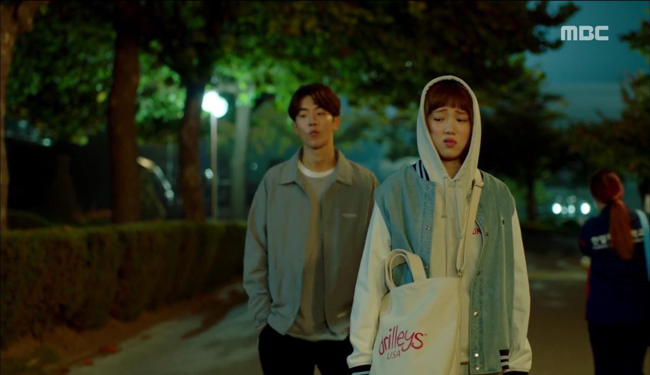 Tiên Nữ Cử Tạ: Cứ skin-ship thế này, Nam Joo Hyuk sẽ sớm phát ghen vì Sung Kyung! - Ảnh 18.
