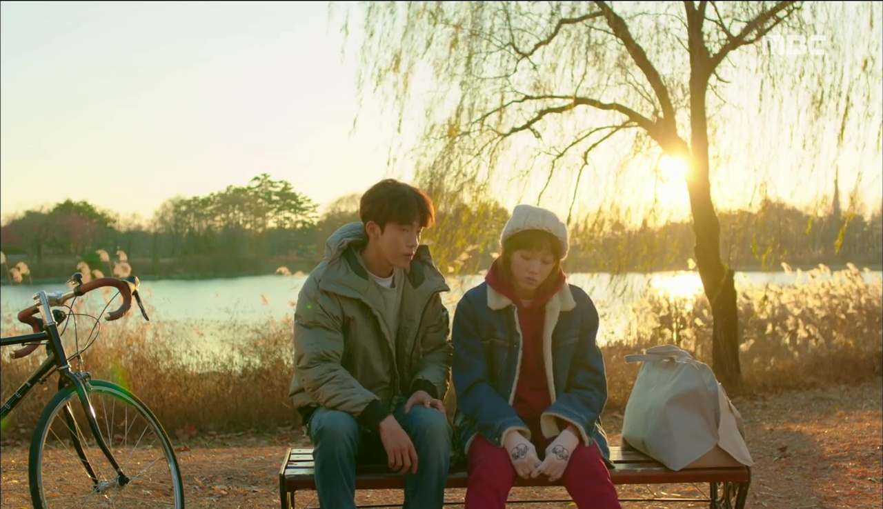 """""""Tiên Nữ Cử Tạ"""": Vì ghen, Nam Joo Hyuk hôn Lee Sung Kyung để đánh dấu chủ quyền - Ảnh 21."""