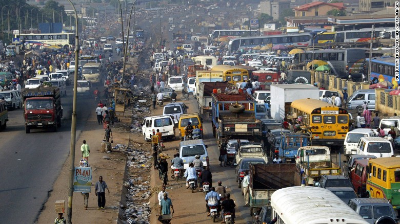 Đây là thành phố ô nhiễm nhất thế giới - Ảnh 1.