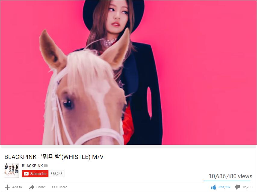 Black Pink quá dữ: Vượt 10 triệu lượt xem mỗi MV trong chưa đầy 1 tuần! - Ảnh 2.