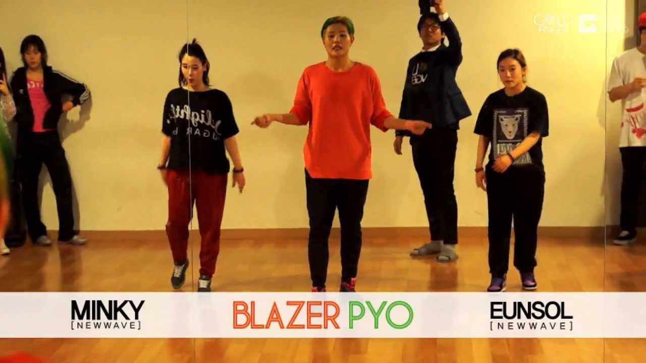 Những vũ công tạo nên các bước nhảy đình đám Kpop 2016 - Ảnh 1.