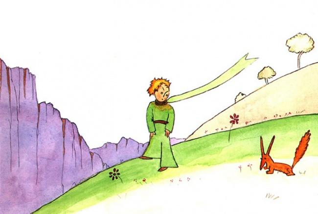 26 bài học cuộc sống mà Hoàng Tử Bé dạy cho chúng ta - Ảnh 3.