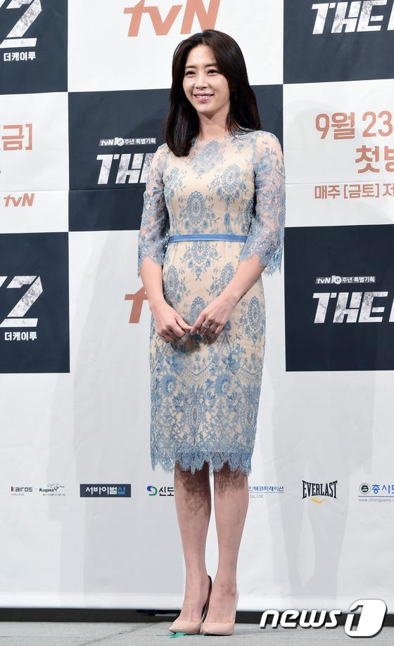 """Yoona và Ji Chang Wook trong """"The K2"""" thân thiết dự họp báo 13"""