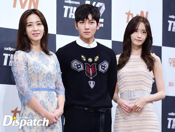 """Yoona và Ji Chang Wook trong """"The K2"""" thân thiết dự họp báo 16"""