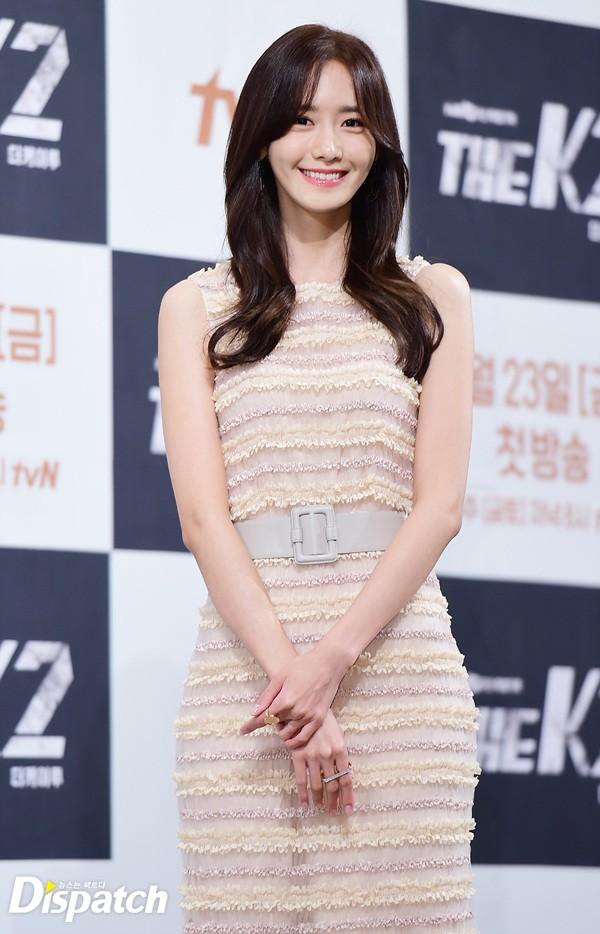 """Yoona và Ji Chang Wook trong """"The K2"""" thân thiết dự họp báo 3"""