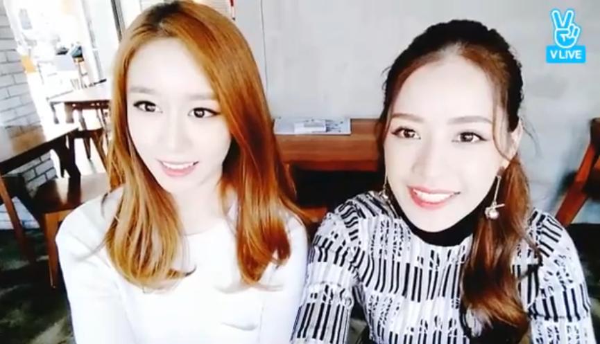 Chi Pu bất ngờ gặp mặt, được Jiyeon (T-ara) khen ngợi hết lời - Ảnh 2.