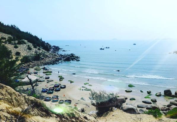 Có gì ở khu dã ngoại Trung Lương: Điểm đến được check in nhiều nhất Bình Định hè này - Ảnh 16.