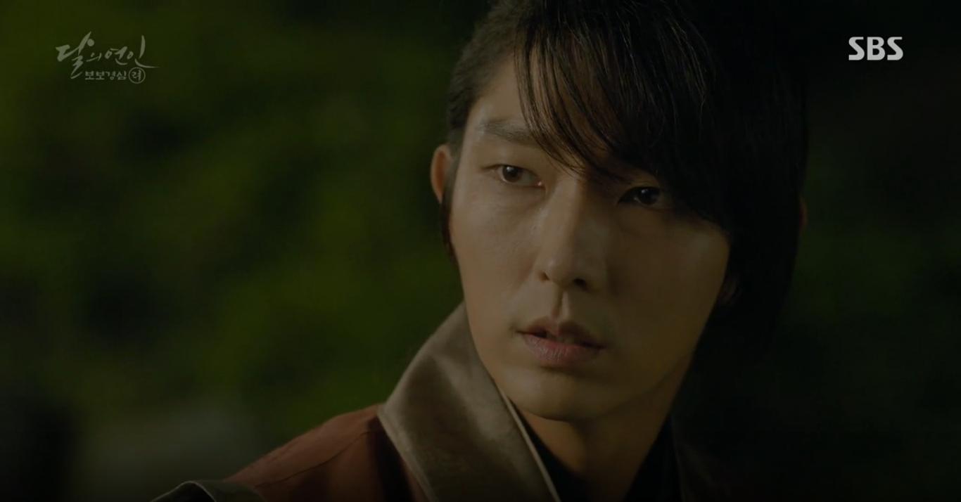 Moon Lovers: Hoàng tử Baekhyun sống chết đòi tự tử để không phải thành thân - Ảnh 30.