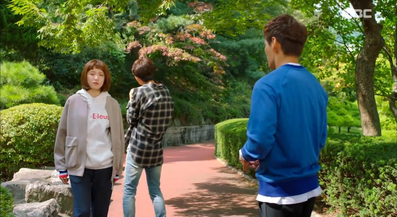 """""""Tiên Nữ Cử Tạ"""": Lee Sung Kyung và Nam Joo Hyuk chưa gì đã thành """"oan gia ngõ hẹp"""" - Ảnh 23."""