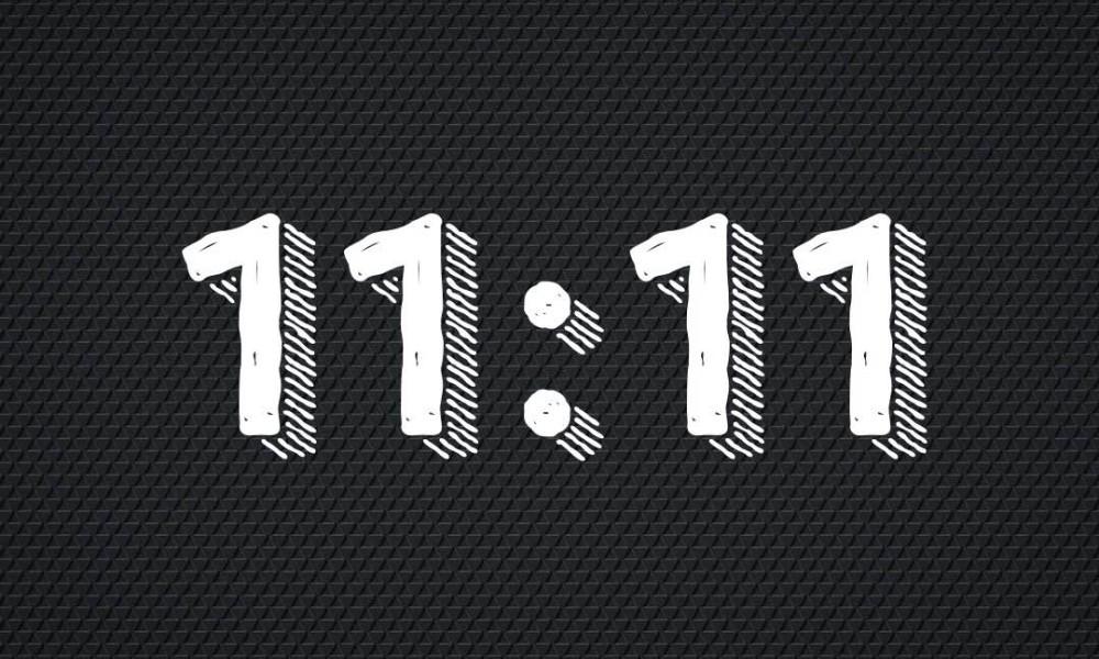 Khi bạn vô tình nhìn thấy thời điểm 11 giờ 11 phút, nó có ý