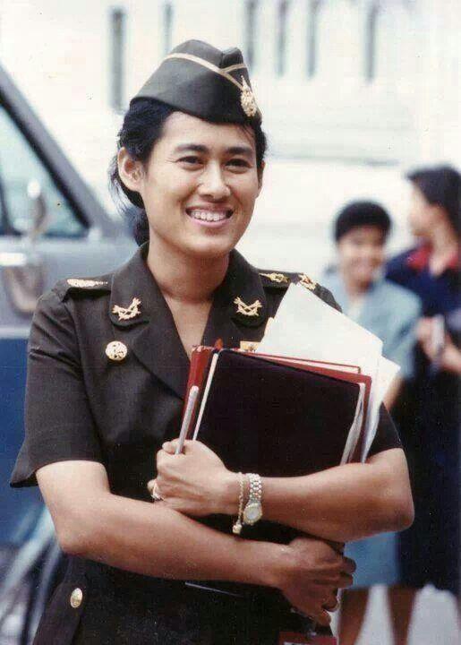 Chân dung 3 công chúa của Quốc vương Thái Lan - Ảnh 9.