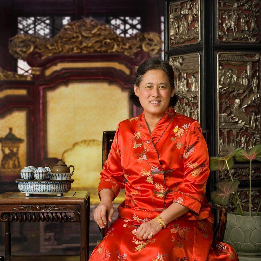 Chân dung 3 công chúa của Quốc vương Thái Lan - Ảnh 10.