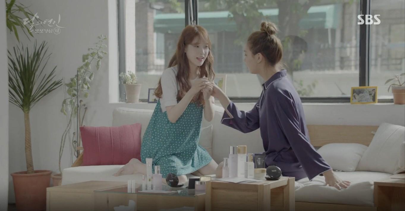 Moon Lovers: Đánh nhau chán chê, hoàng tử Baekhyun lại đột nhiên phải lòng IU - Ảnh 14.