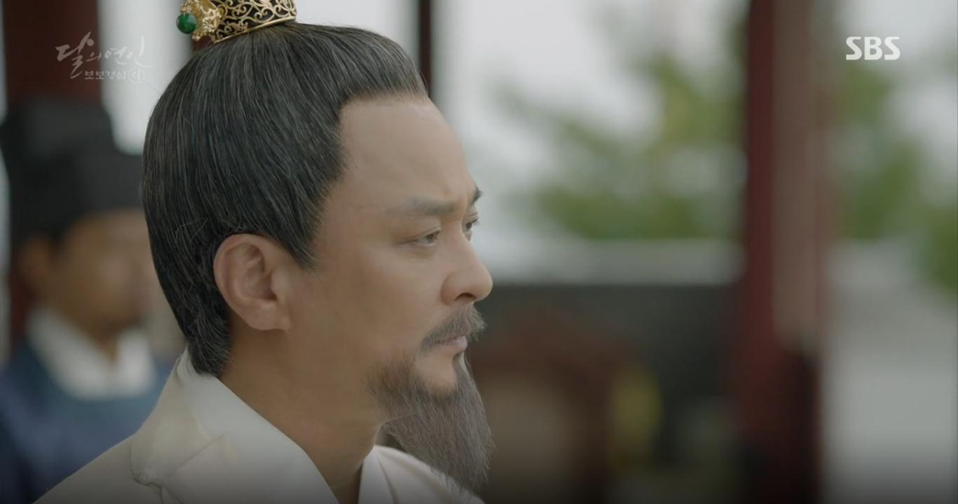 Moon Lovers: Anh Tư Lee Jun Ki xấu số, uống phải trà hạ độc từ chính mẹ mình - Ảnh 17.