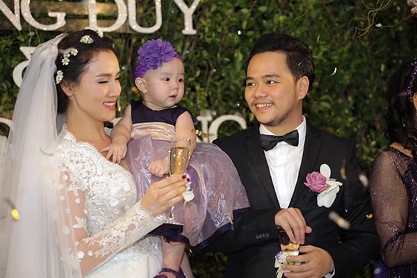 Dàn sao nô nức tham dự lễ cưới của Trang Nhung - Ảnh 20.