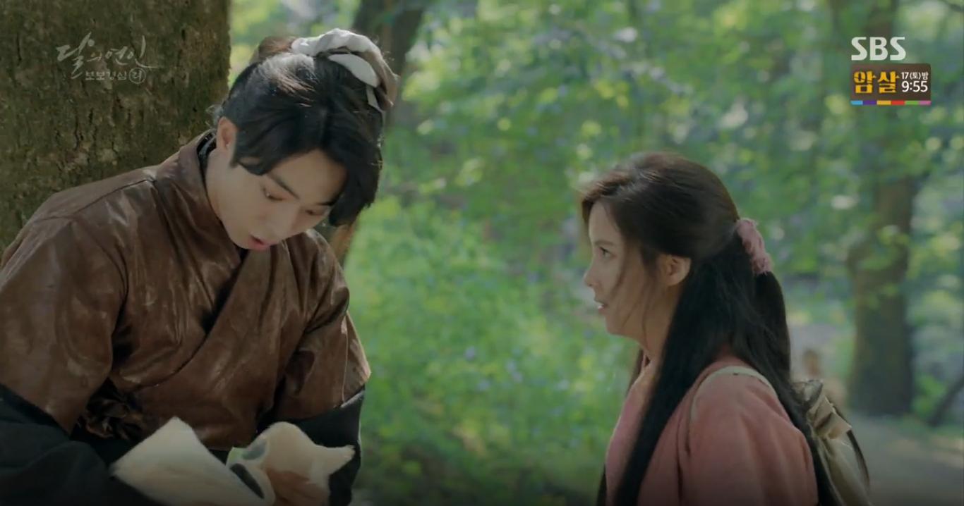 Moon Lovers: Tứ hoàng tử Lee Jun Ki chính thức hạ chiếc mặt nạ trước mặt IU - Ảnh 36.