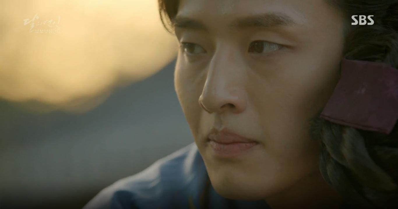 Moon Lovers: Hoàng tử Baekhyun sống chết đòi tự tử để không phải thành thân - Ảnh 22.