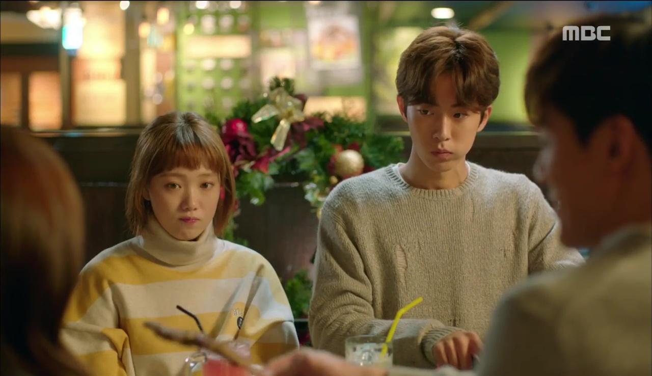 Tiên Nữ Cử Tạ: Quá thân thiết với Lee Sung Kyung, Nam Joo Hyuk bị mang tiếng xấu - Ảnh 24.
