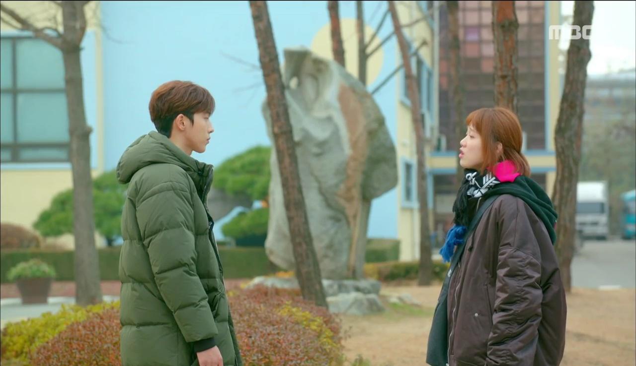 Tiên Nữ Cử Tạ: Sau tất cả, Lee Sung Kyung bật khóc nức nở trên vai Nam Joo Hyuk - Ảnh 22.