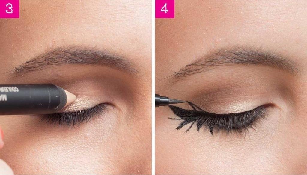 3 kiểu makeup Halloween vừa xinh vừa dễ để bạn thực hiện vào phút chót - Ảnh 3.