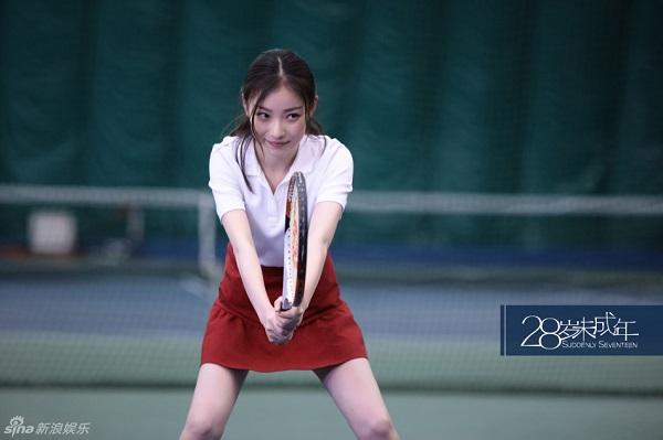 Hoắc Kiến Hoa, Nghê Ni trẻ trung bất chấp tuổi tác trong phim mới - Ảnh 2.