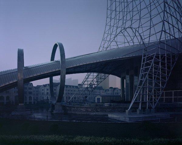 """12 bức ảnh về những """"thành phố ma"""" tại Trung Quốc - Ảnh 2."""