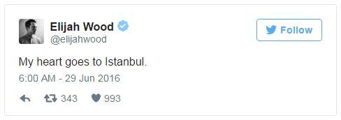 Hàng loạt sao thế giới kinh hoàng vì vụ khủng bố dã man ở Thổ Nhĩ Kỳ - Ảnh 2.