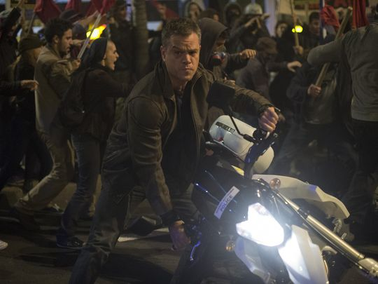 Jason Bourne - Huyền thoại điệp viên được tiếp nối - Ảnh 2.