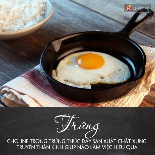 Nên ăn gì vào buổi sáng để tỉnh táo cả ngày? - Ảnh 2.