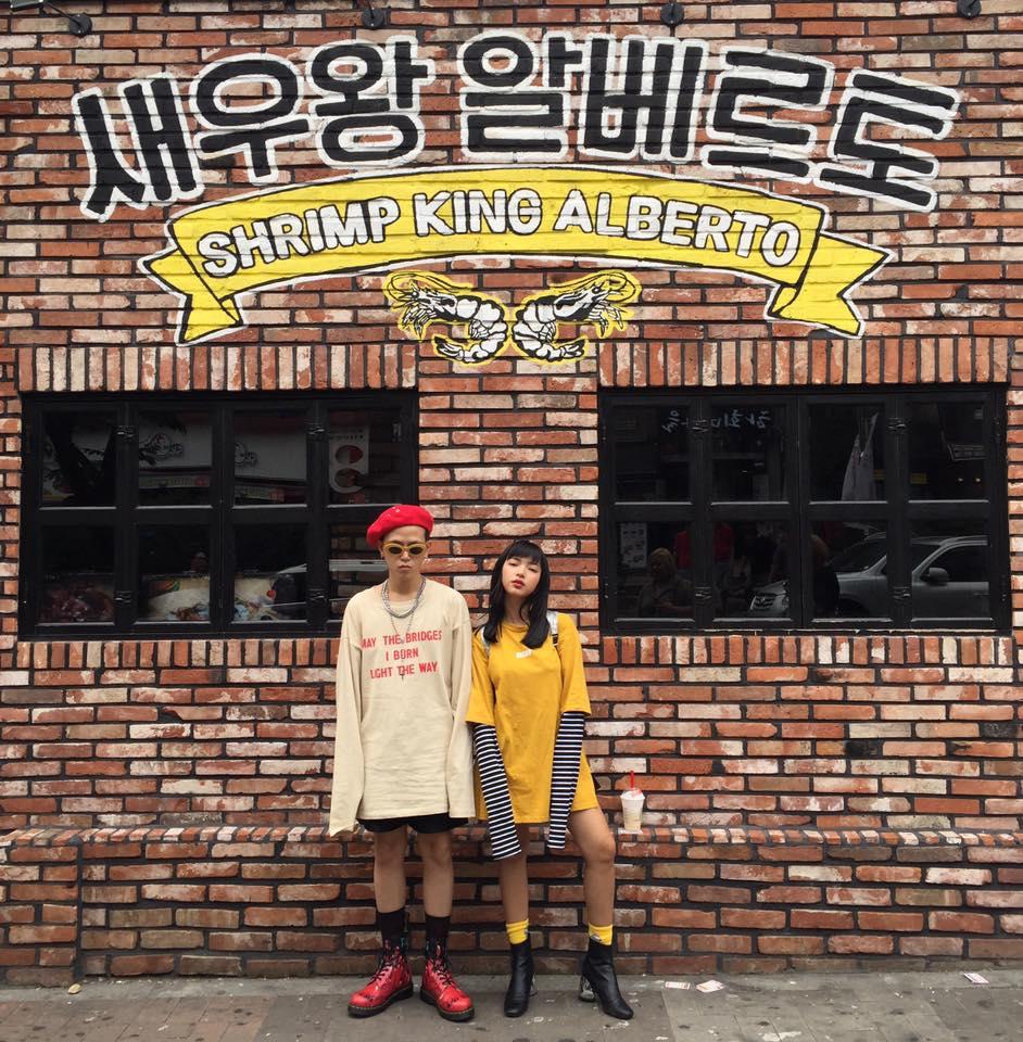 Châu Bùi và bạn trai khoe ảnh du lịch siêu chất tại Hàn Quốc - Ảnh 8.