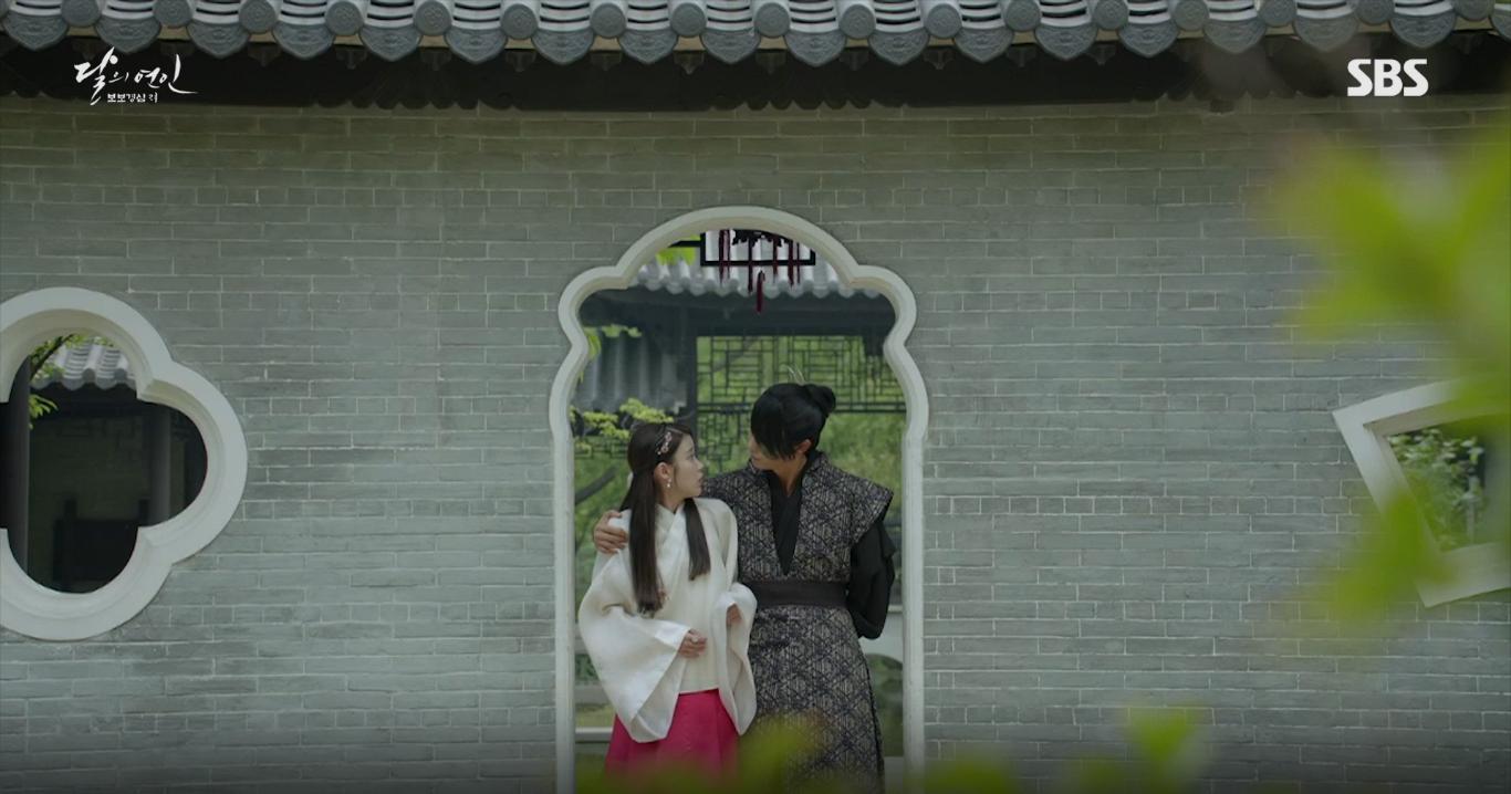 """Moon Lovers: Khán giả """"rưng rưng"""" với kết cục tình yêu đau lòng của chị họ IU - Ảnh 29."""