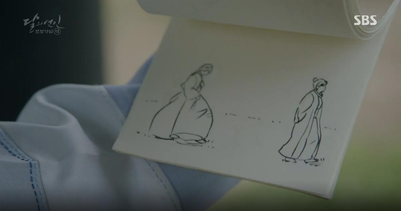 Moon Lovers: Hoàng tử Baekhyun sống chết đòi tự tử để không phải thành thân - Ảnh 33.
