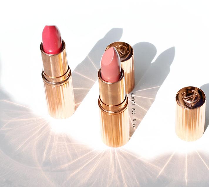 Ngắm swatch 16 màu son hot nhất của Charlotte Tilbury trên môi các beauty blogger Việt - Ảnh 2.