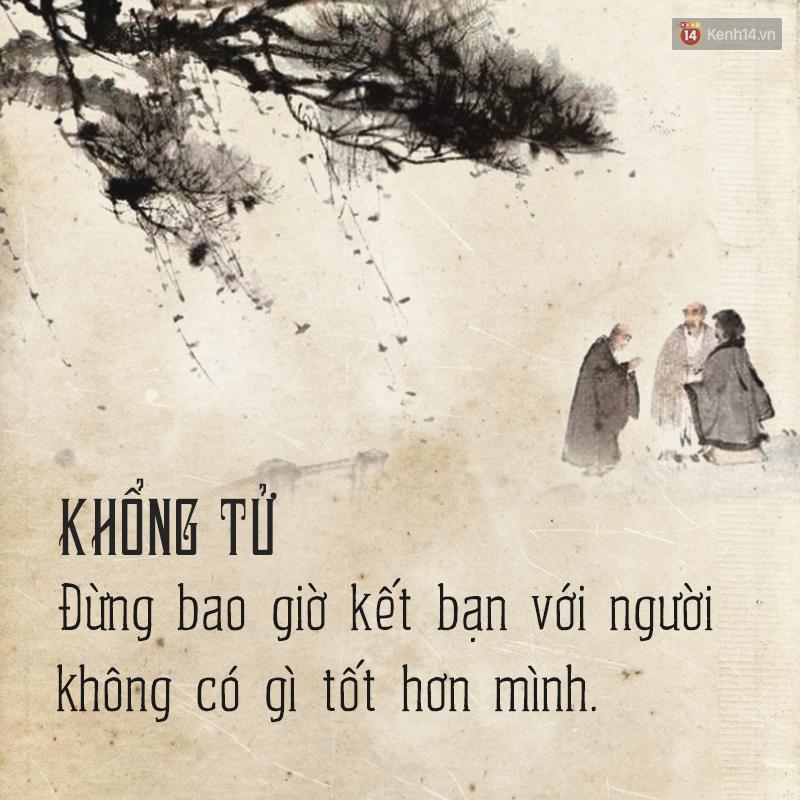 10 bài học về cuộc sống của Đức Khổng Tử sẽ làm thay đổi cuộc đời bạn - Ảnh 2.