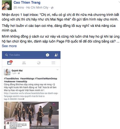 Chuyện làng mẫu Việt: Lùm xùm lan tỏa từ đường băng, ra hậu trường cho đến lên thẳng Facebook - Ảnh 10.