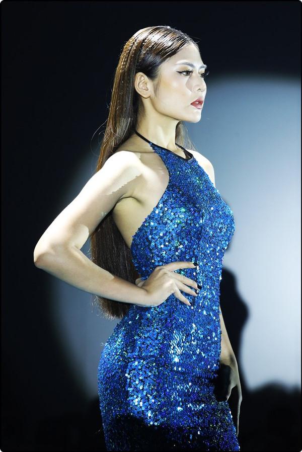Là người mẫu 6 năm, đến nay Chúng Huyền Thanh đã giảm cân thành công trước thềm Chung kết The Face - Ảnh 6.