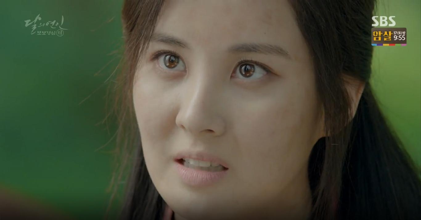Moon Lovers: Tứ hoàng tử Lee Jun Ki chính thức hạ chiếc mặt nạ trước mặt IU - Ảnh 37.