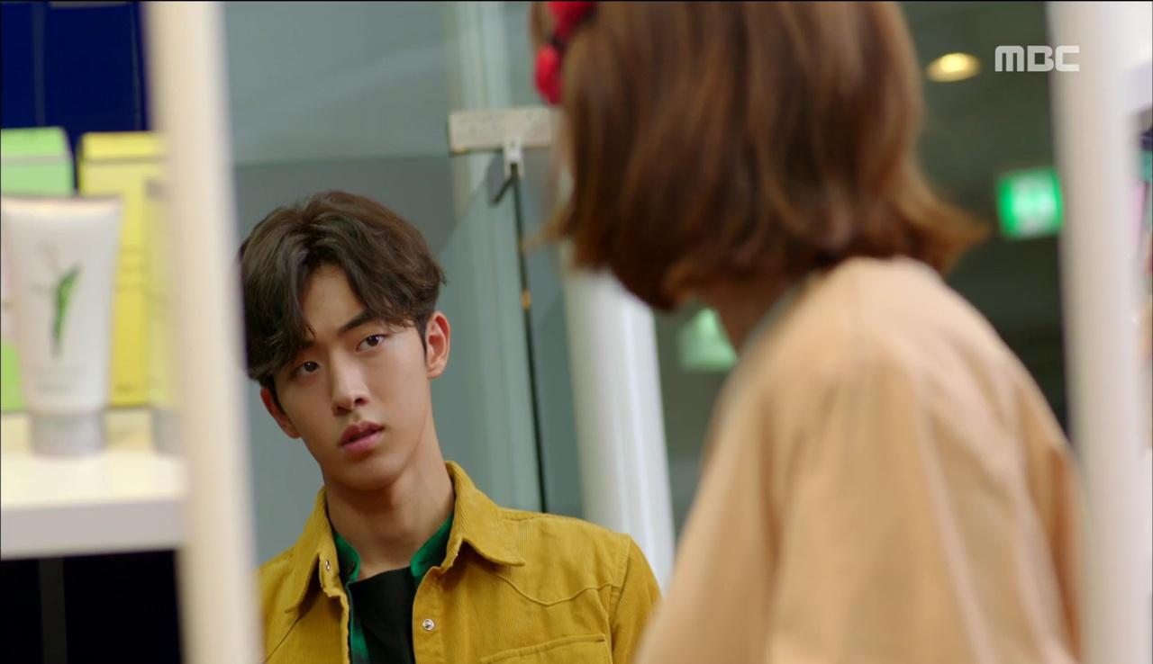 Tiên Nữ Cử Tạ: Cứ skin-ship thế này, Nam Joo Hyuk sẽ sớm phát ghen vì Sung Kyung! - Ảnh 24.