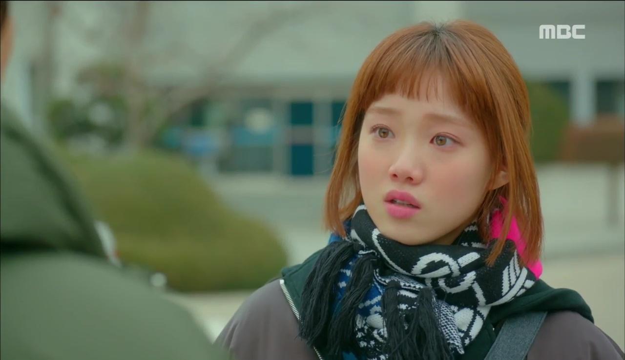 Tiên Nữ Cử Tạ: Sau tất cả, Lee Sung Kyung bật khóc nức nở trên vai Nam Joo Hyuk - Ảnh 23.