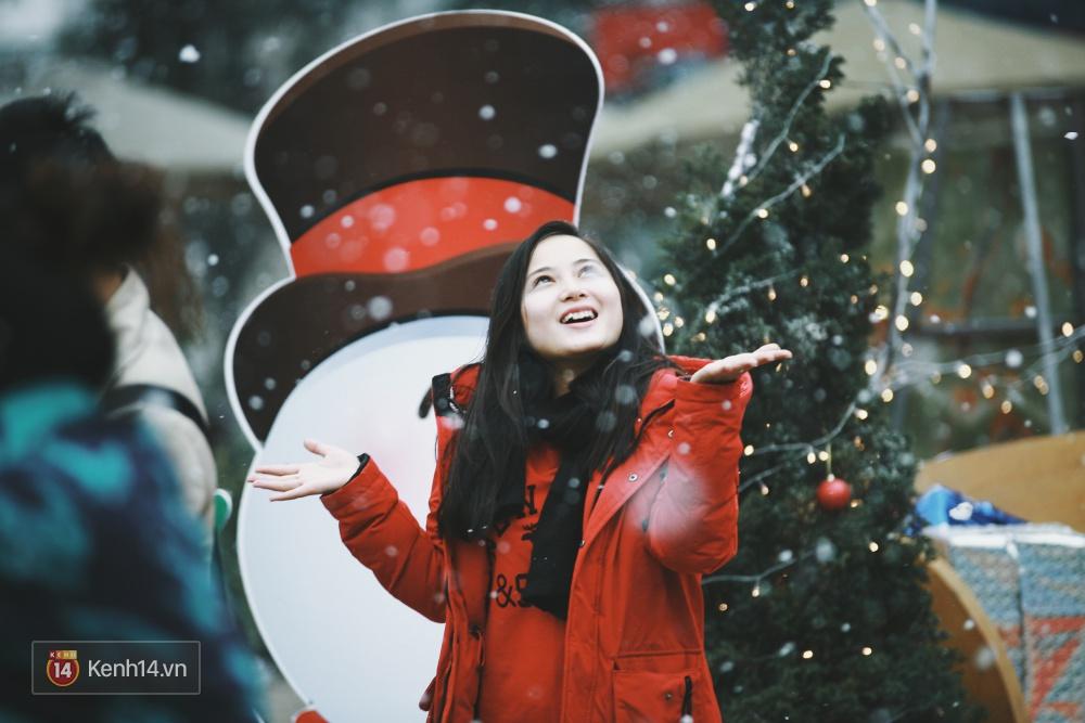 Có ai vừa tận hưởng Giáng sinh tại Lễ hội Tuyết lớn nhất Sapa 2016 không? - Ảnh 10.