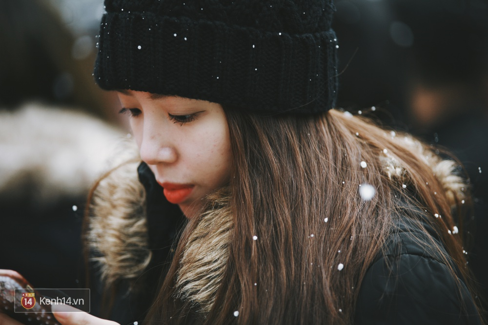Có ai vừa tận hưởng Giáng sinh tại Lễ hội Tuyết lớn nhất Sapa 2016 không? - Ảnh 14.