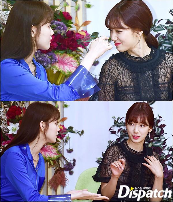 Bị dìm chiều cao bên người đẹp Cheese in the trap, Park Shin Hye vẫn xinh như công chúa - Ảnh 17.