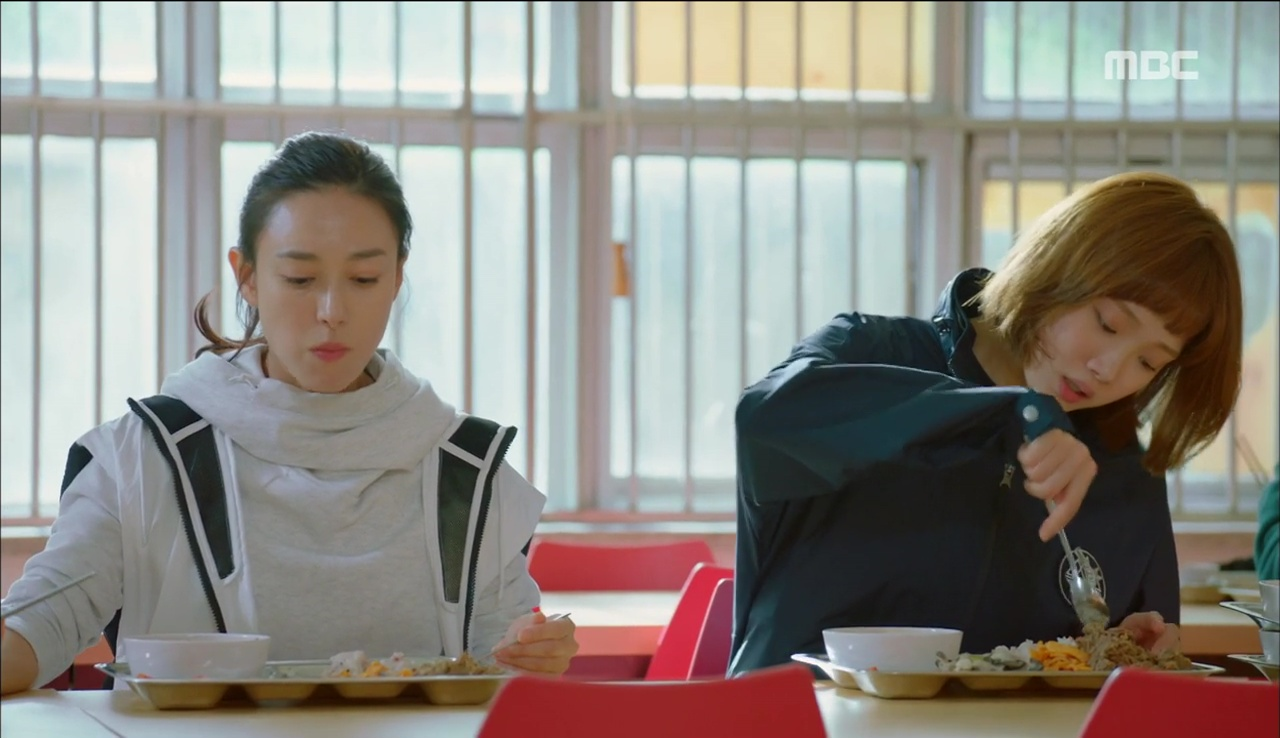 """""""Tiên Nữ Cử Tạ"""": Ngỡ được Lee Sung Kyung hôn, Nam Joo Hyuk đưa mặt hưởng thụ và nhận cái kết bất ngờ - Ảnh 27."""