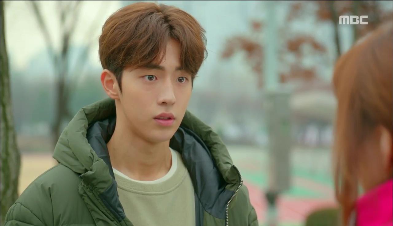 Tiên Nữ Cử Tạ: Sau tất cả, Lee Sung Kyung bật khóc nức nở trên vai Nam Joo Hyuk - Ảnh 24.