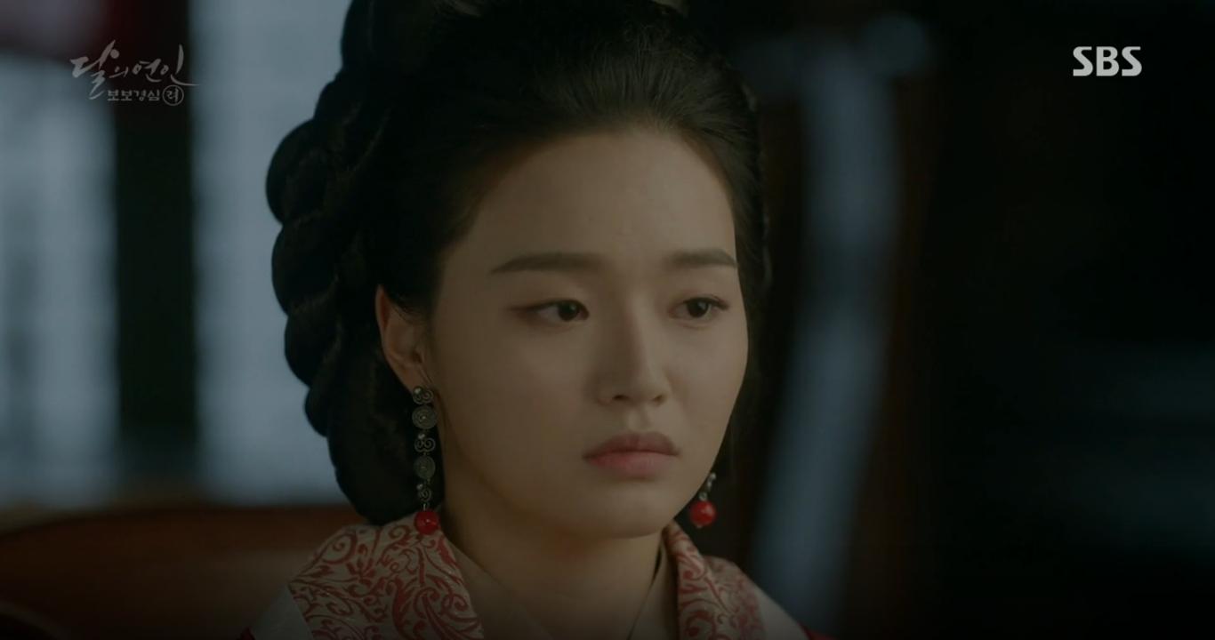 Moon Lovers: Hoàng tử Baekhyun sống chết đòi tự tử để không phải thành thân - Ảnh 3.